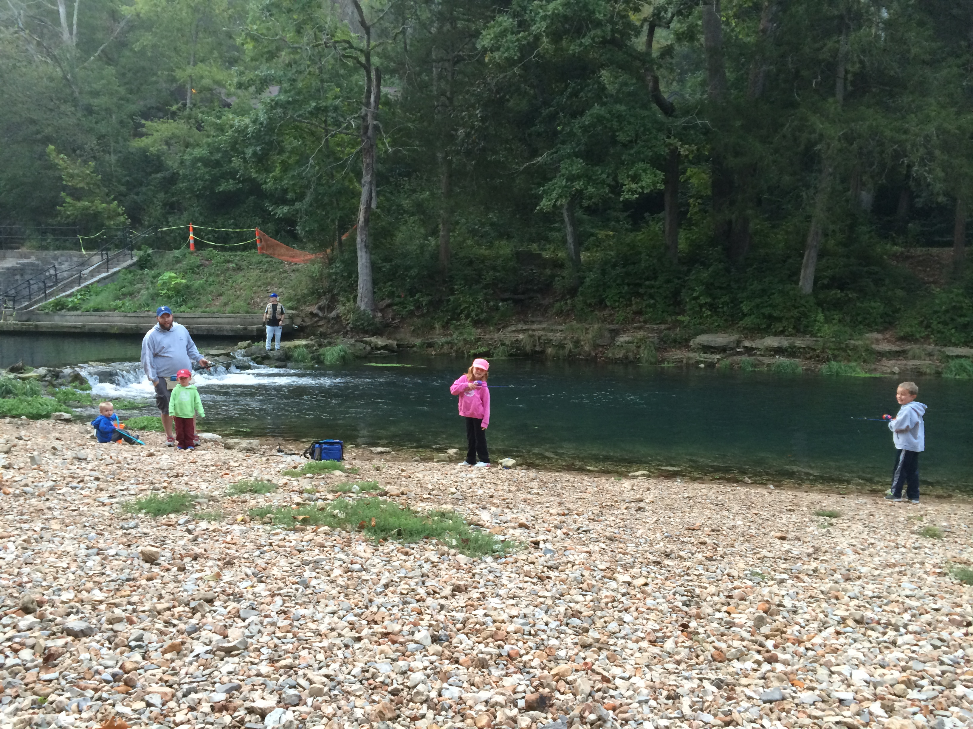 Roaring river 2014 while i m not watching gracefullhome for Roaring river fishing hours